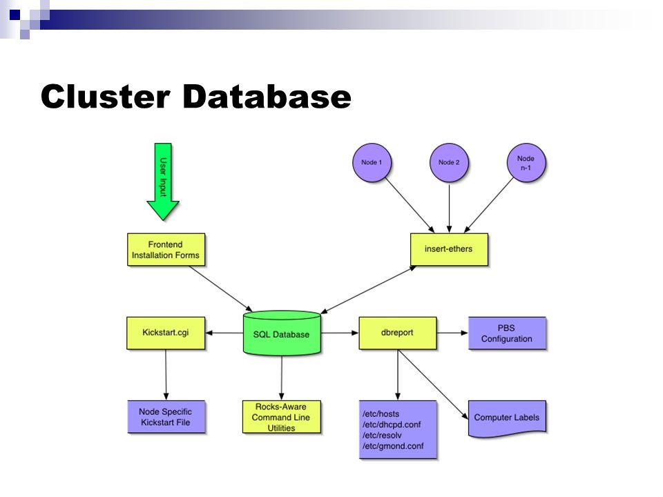 Cluster Database