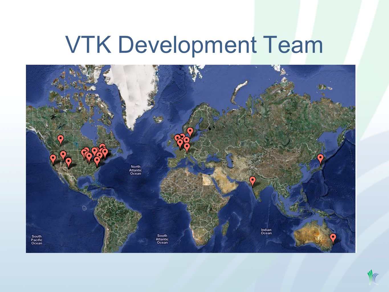 VTK Development Team