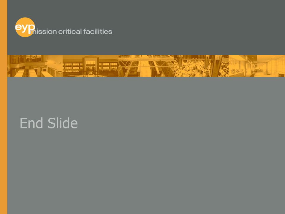 End Slide