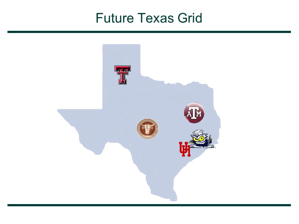 Future Texas Grid