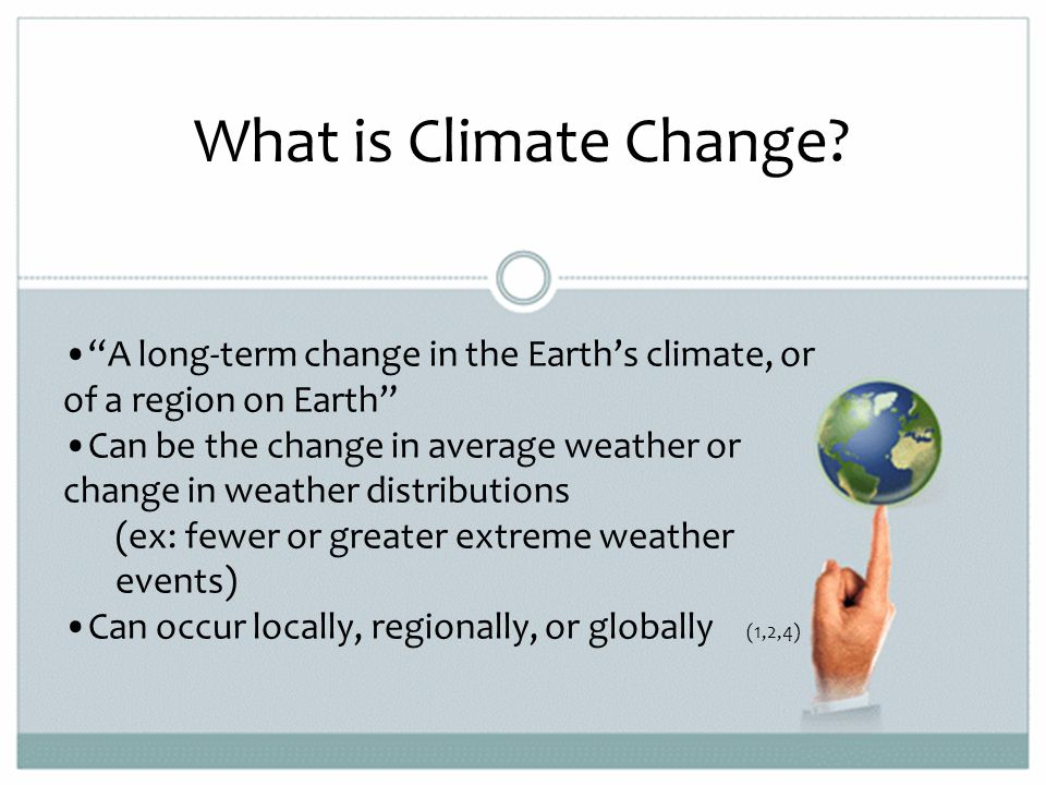 Misconception 1 Temperatures in some areas aren't increasing, so global warming is a myth.
