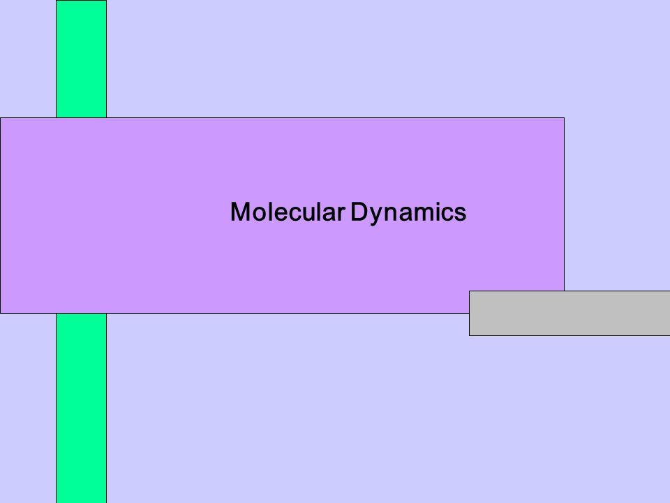 *** Molecular Dynamics