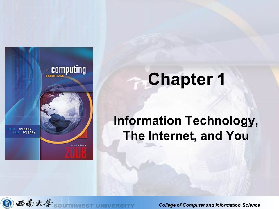 College of Computer and Information Science 1-12 System Software A collection of programs-not a single program Enables the application software to interact with the hardware Background software that helps the computer manage its own resources Return Page 8