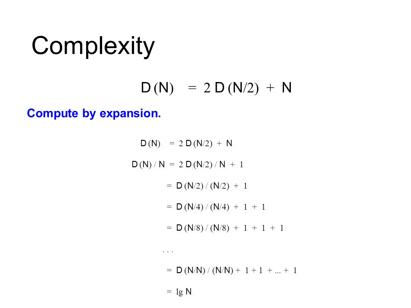 Exercise Download hw4.pdf from our course homepage Due on Oct.