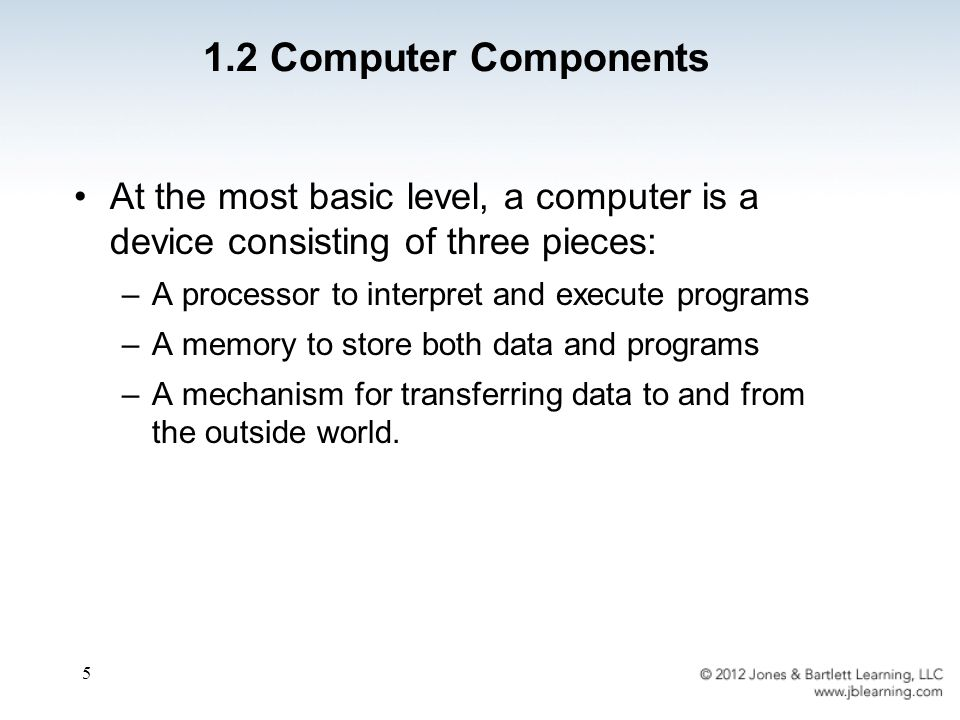 26 Conventional stored-program computers have undergone many incremental improvements over the years.