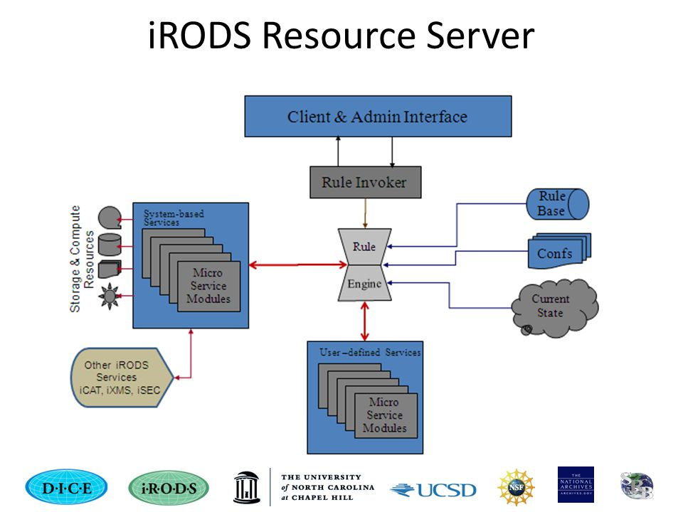 iRODS Resource Server