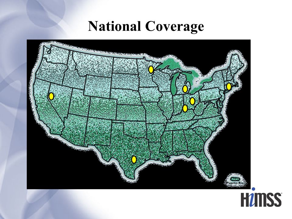 National Coverage Text.
