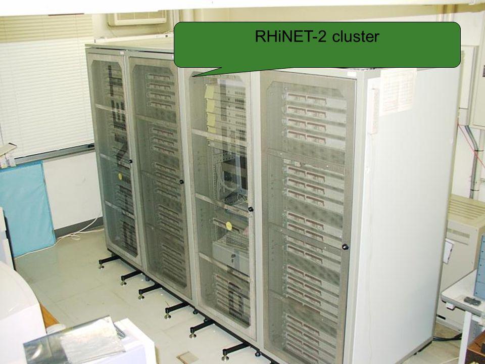 RHiNET-2 cluster