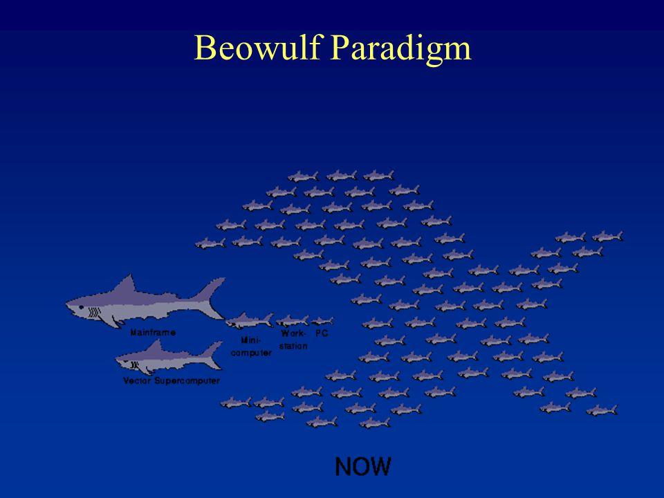 Beowulf Paradigm