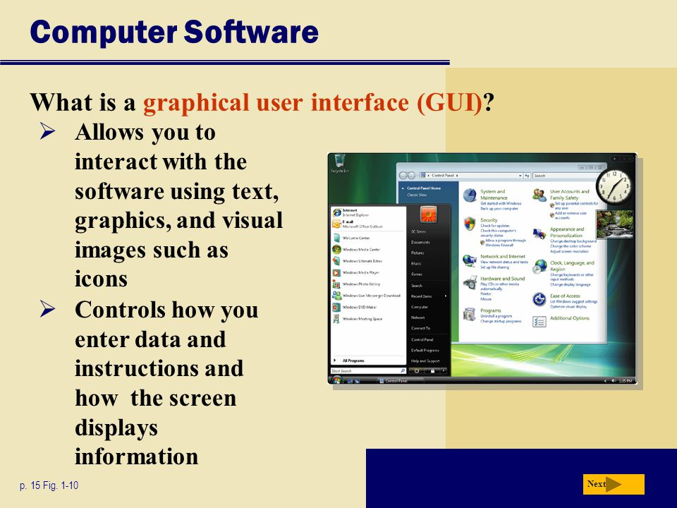 Computer Software What is system software.p.