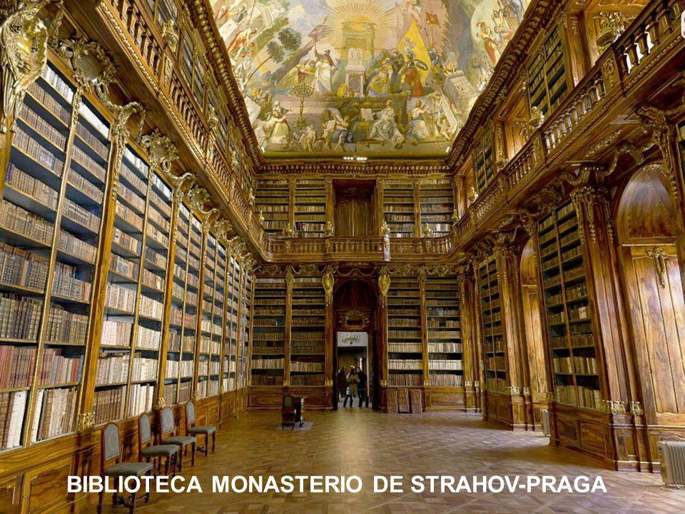 BIBLIOTECA TEOLOGICA MONASTERIO DE PRAGA