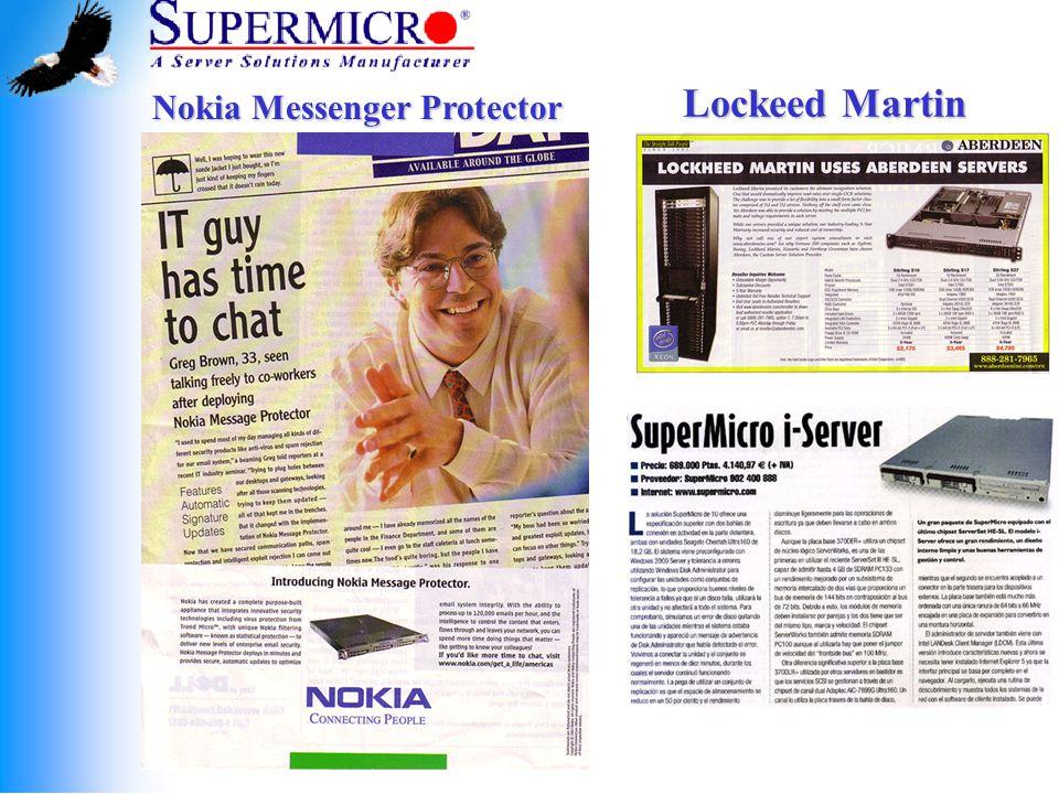 Lockeed Martin Nokia Messenger Protector