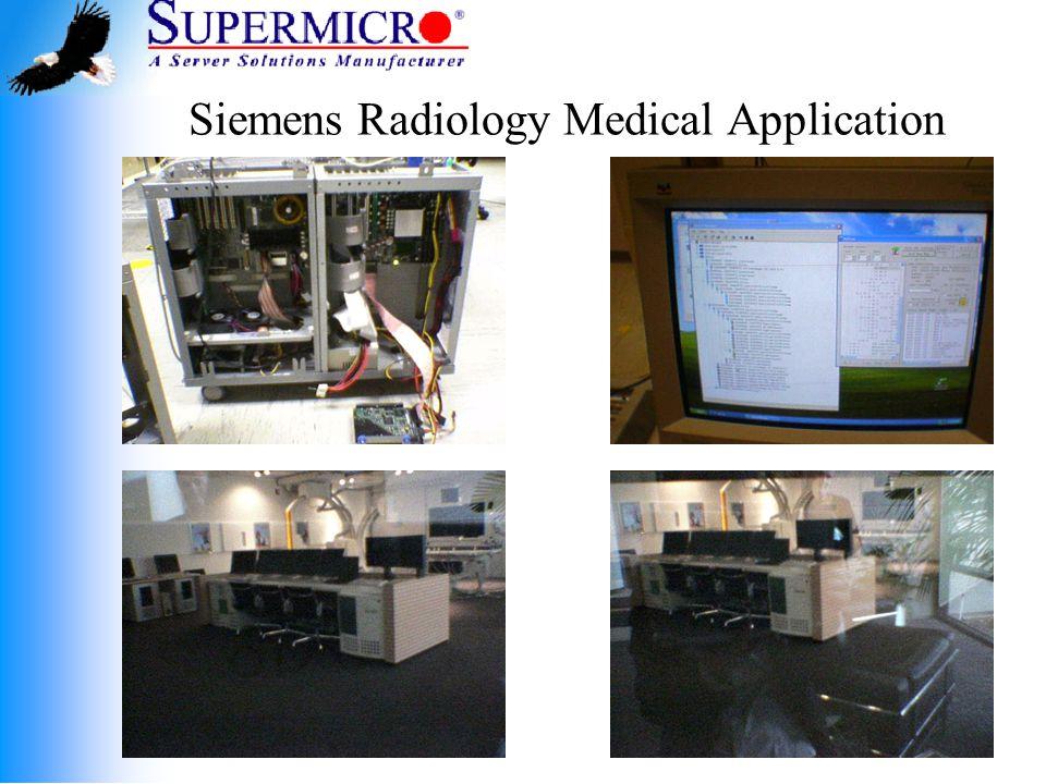 Siemens Radiology Medical Application