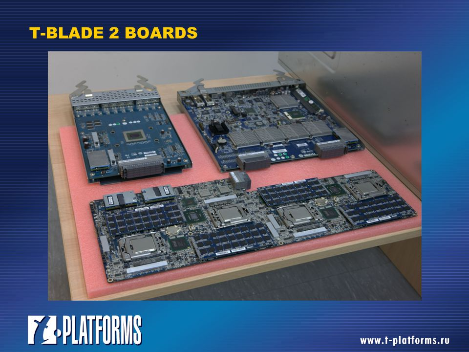 T-BLADE 2 BOARDS