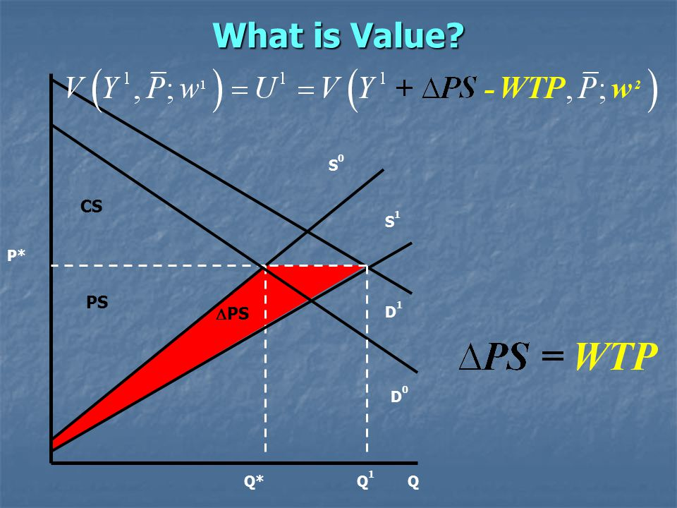 Q S0S0 D0D0 P* Q* CS PS D1D1 S1S1 Q1Q1  PS What is Value