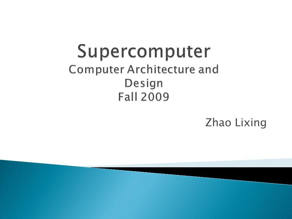 Zhao Lixing