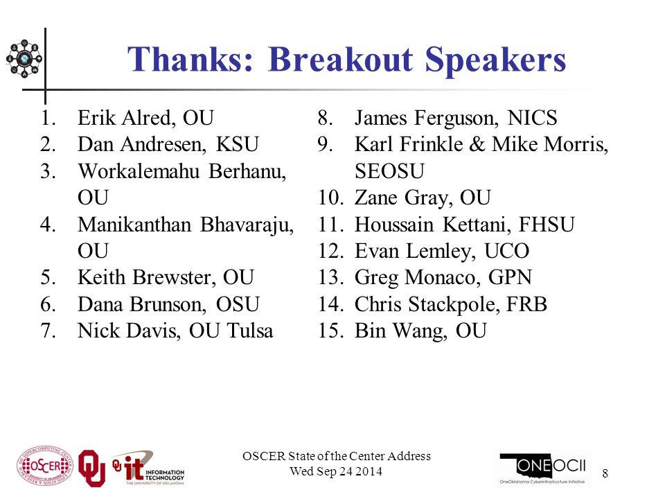 OneOklahoma Friction Free Network 2013-15