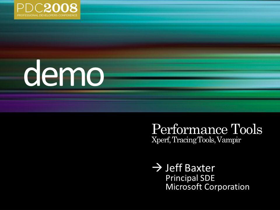  Jeff Baxter Principal SDE Microsoft Corporation
