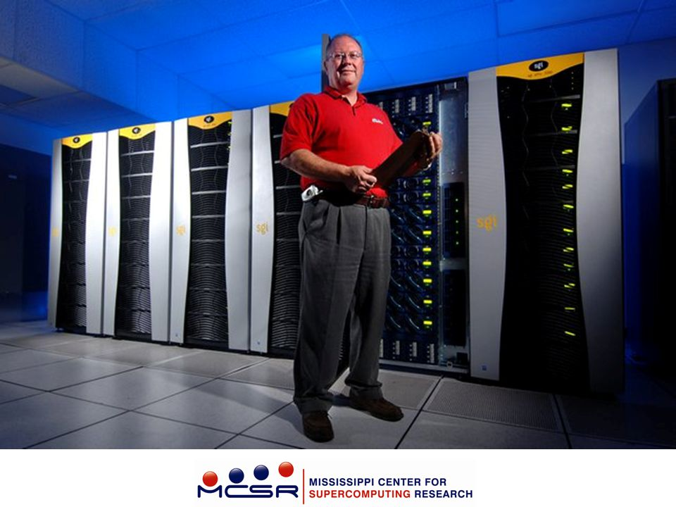 Why Do Mississippi Researchers Need Supercomputers.
