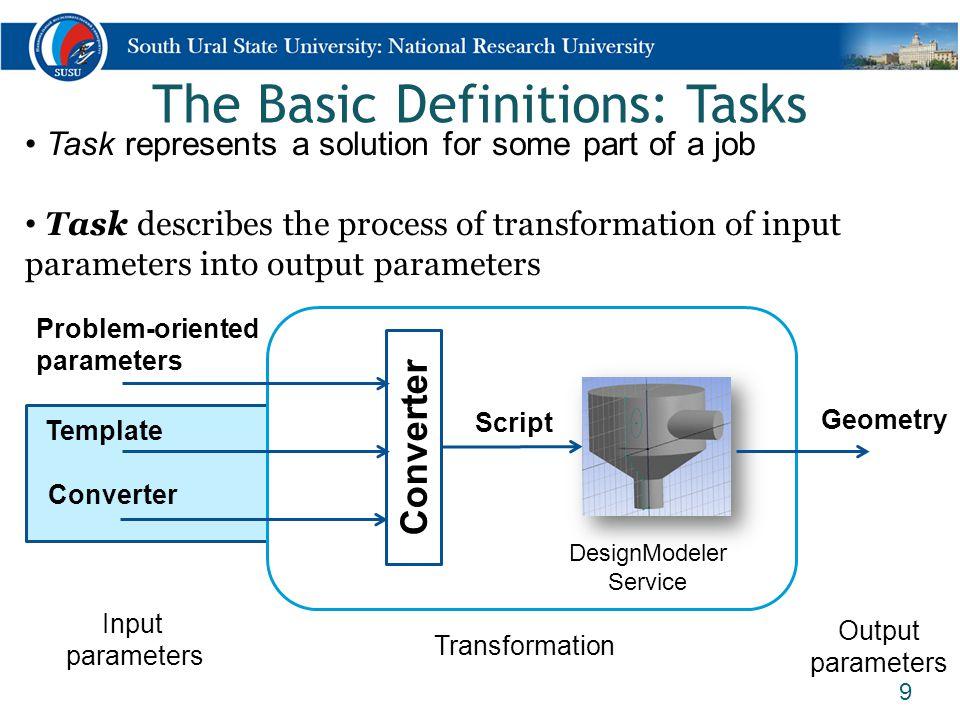 Simulating Flow in a Static Mixer Job and Tasks example 10 Design ModelerCFX-Mesh CFX-Pre CFX-Solver CFX-Post