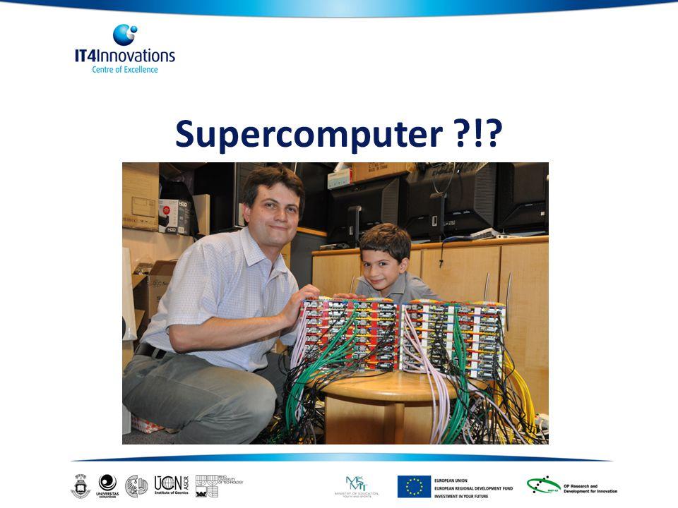 Supercomputer !
