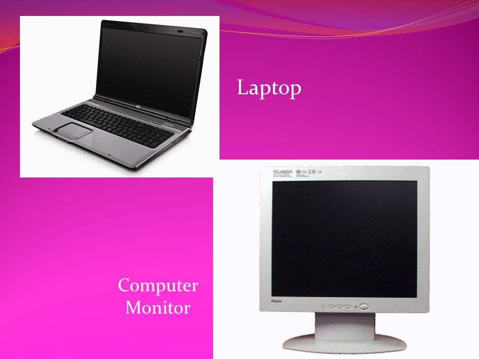 Laptop Computer Monitor