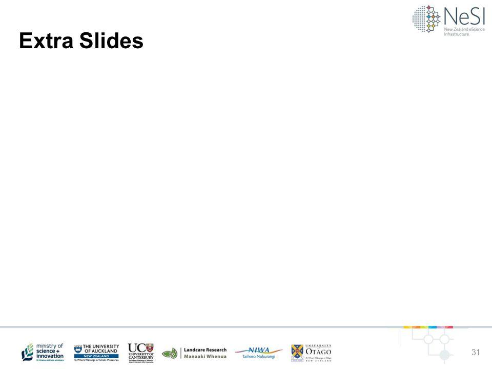 Extra Slides 31