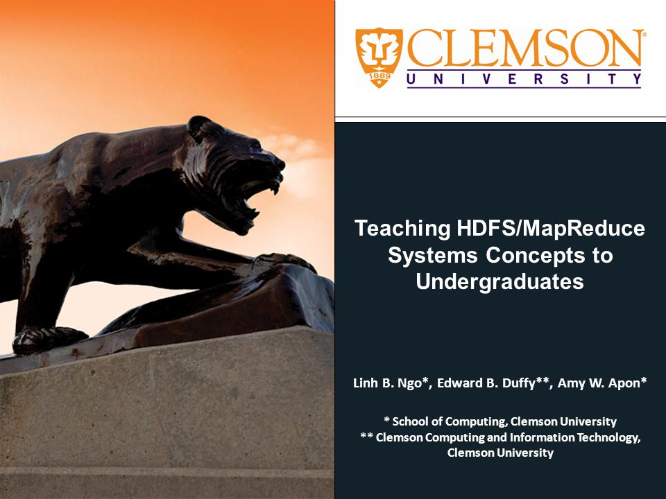Contents Introduction and Learning Objectives Challenges Hadoop computing platform – Options and Solution Module Content – Lectures, Assignments, Data Student Feedback Module Content – Project Ongoing and Future Work