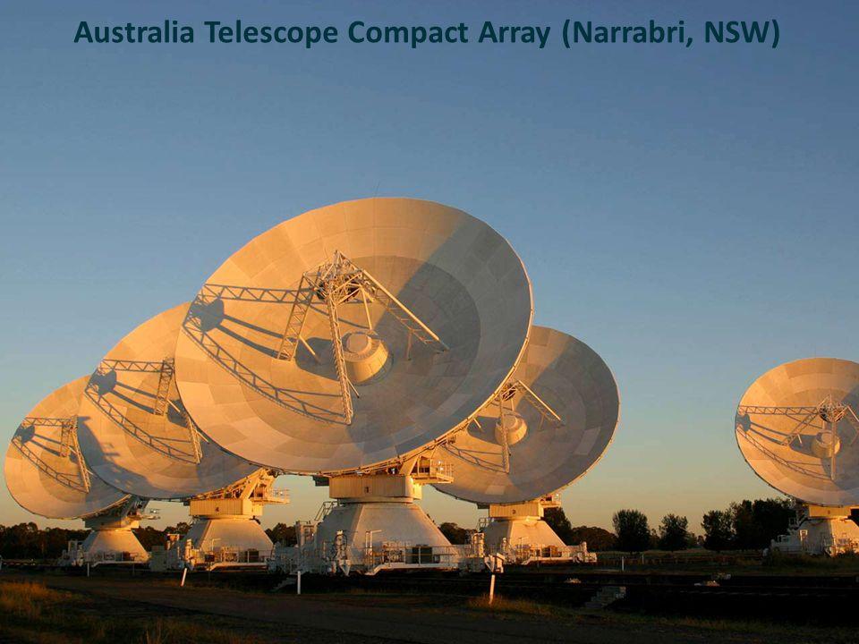 Australia Telescope Compact Array (Narrabri, NSW)