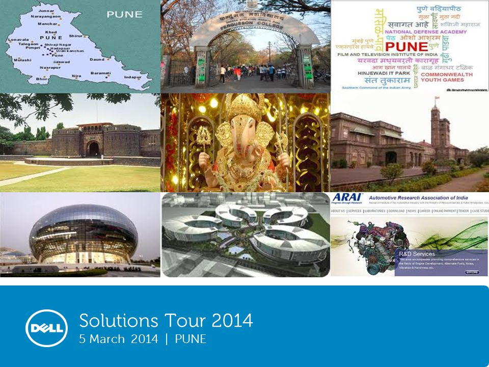 Solutions Tour 2014 5 – 14 March 2014 | India Solutions Tour 2014 5 March 2014 | PUNE