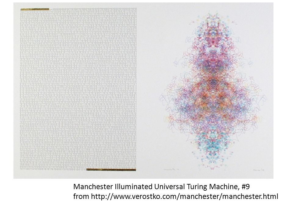 Universal Computing Machine 2-state, 3-symbol Turing machine proved universal by Alex Smith in 2007 Alex Smith, University of Birmingham