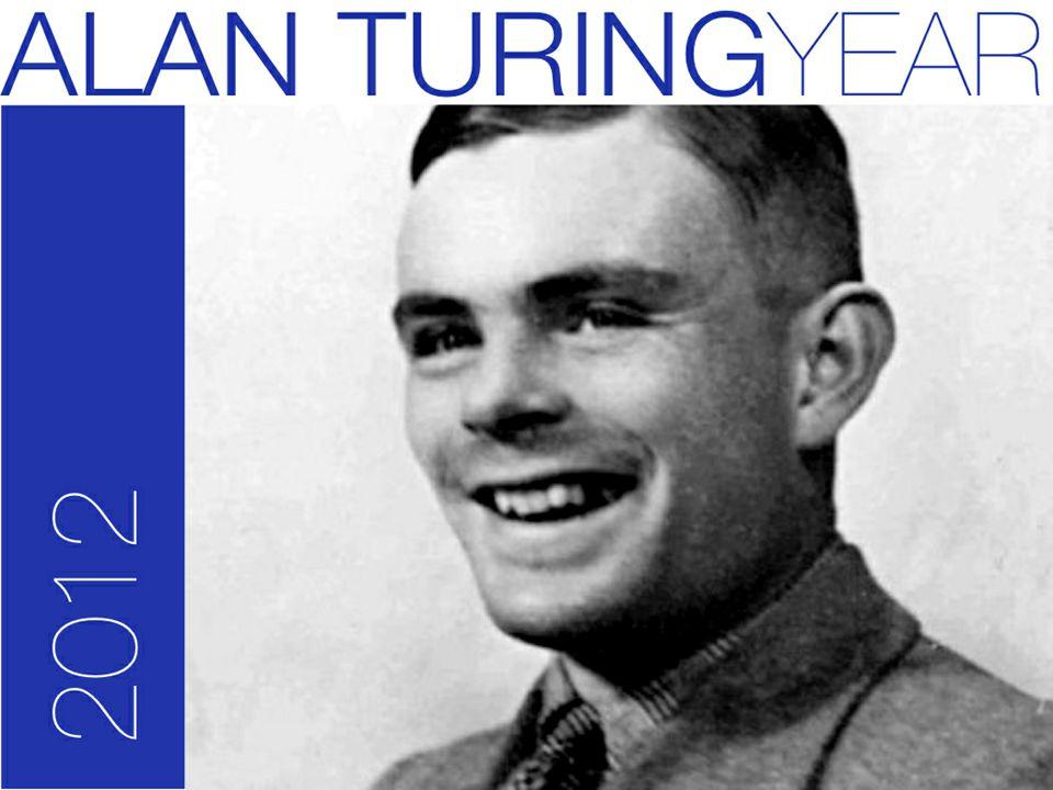 Alan Turing - Centennial