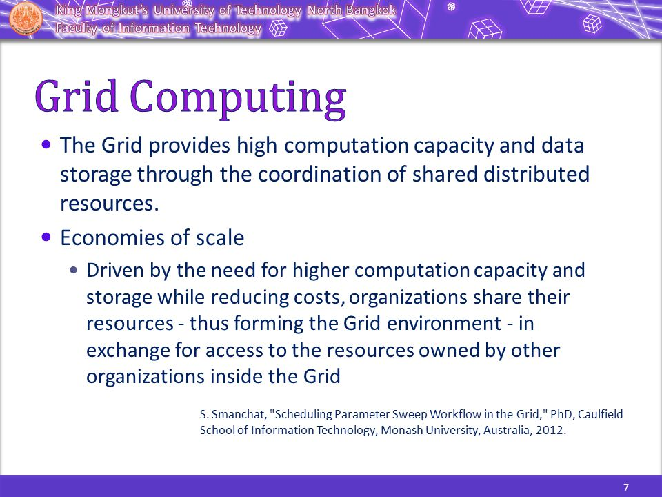 28 Other concerns Data locality File system and data transfer Merging compute and data management Moving data around for computation Virtualization Monitoring Provenance Log history of execution Implemented in workflow management systems