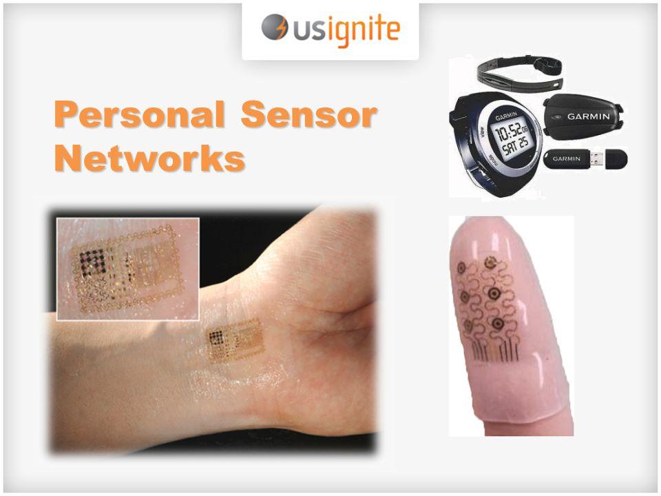 Personal Sensor Networks