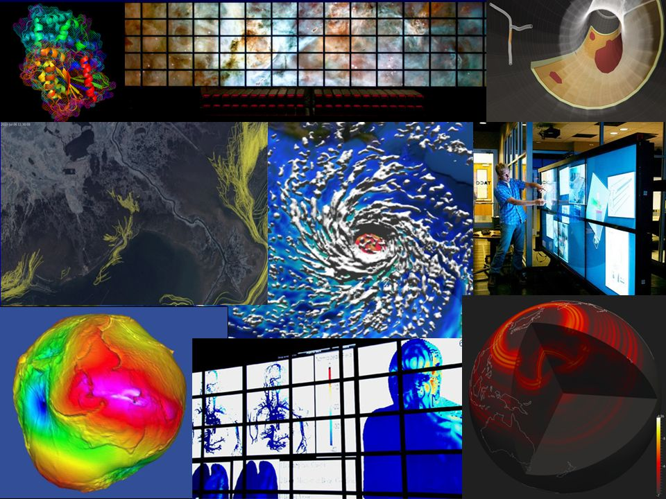 TACC's mission is to enable discoveries that advance science and society through the application of advanced computing technologies.