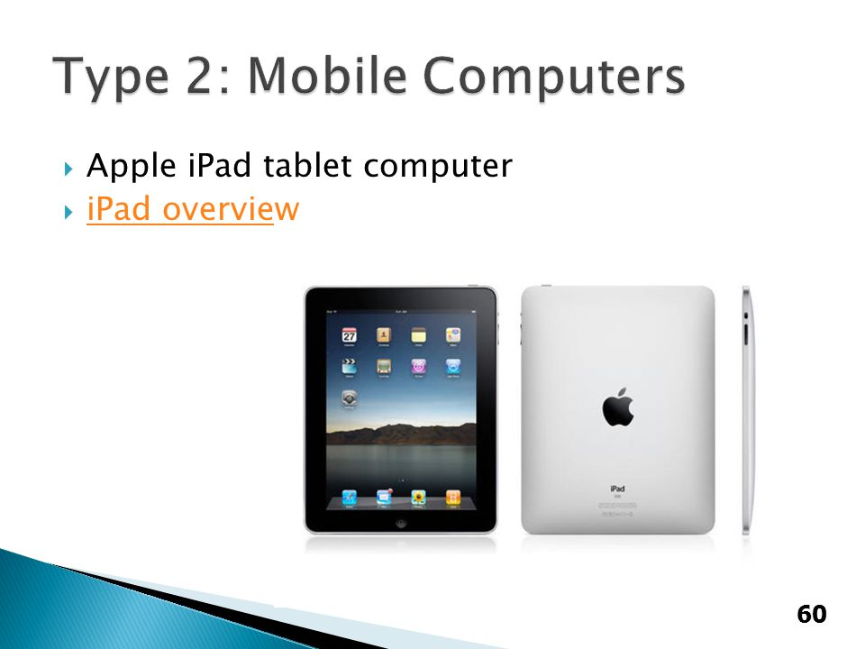  Apple iPad tablet computer  iPad overview iPad overview 60