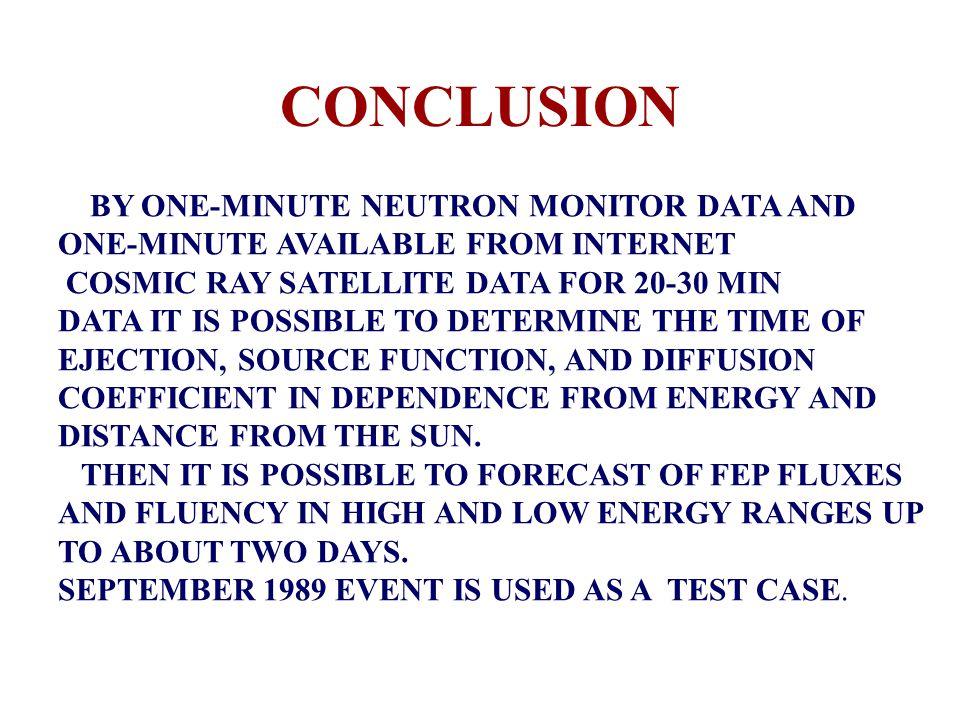 Forecasting of expected FEP fluency for.