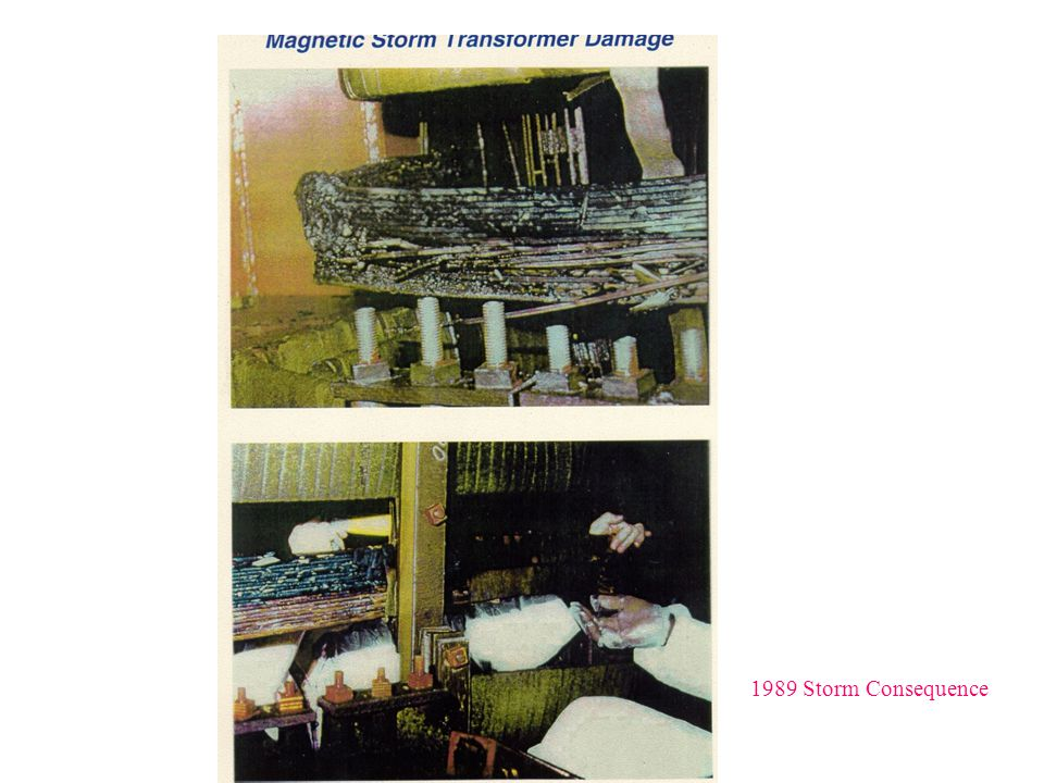 1989 Storm Consequence