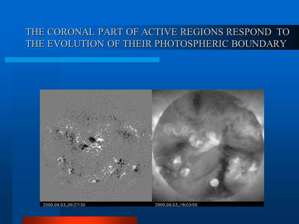 A movie on the active region evolution and magnetic field cancellation