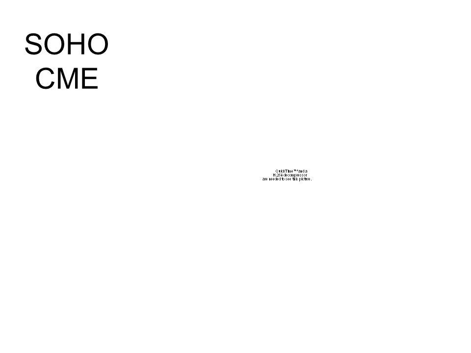 SOHO CME