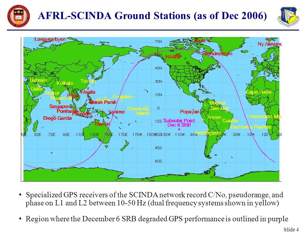 December 6, 2006 X6.5 Flare and Solar Radio Burst Slide 5