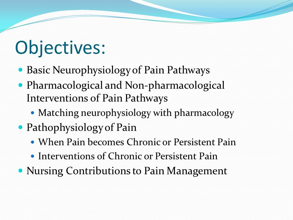 Acetaminophen (Tylenol) Analgesic, antipyretic Inhibits prostaglandin synthetase in the CNS, weak peripheral anti-inflammatory activity Serotonergic effect at descending pathway Used to treat osteoarthritis