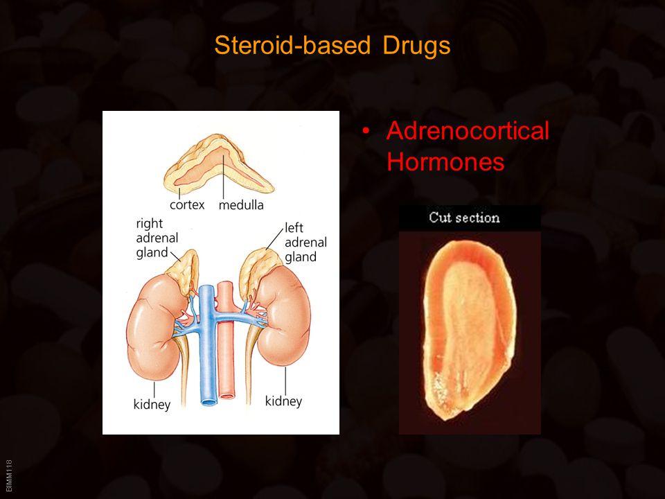 BIMM118 Steroid-based Drugs Adrenocortical Hormones