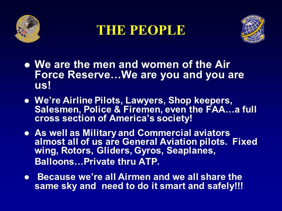 The Players 301st Rescue Squadron 39th Rescue Squadron