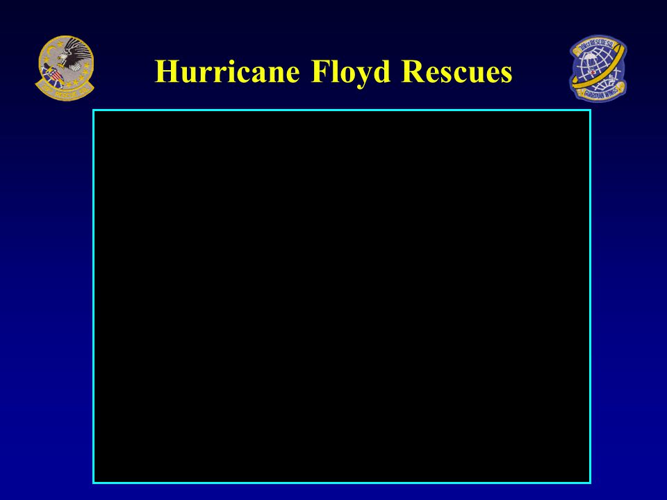 HURRICANE FLOYD DISASTER Made landfall on 16 Sep 00 24 Hours of heavy rain –25 Inches in two days –Extensive Flooding