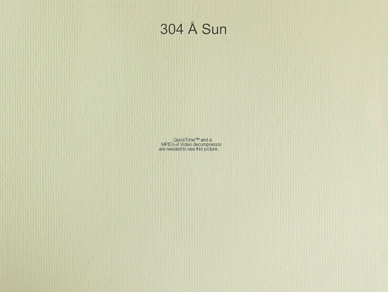304 Å Sun