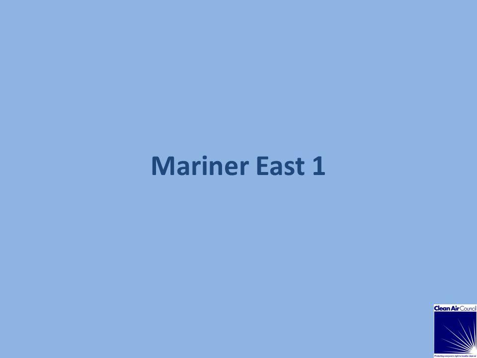 Mariner East 1