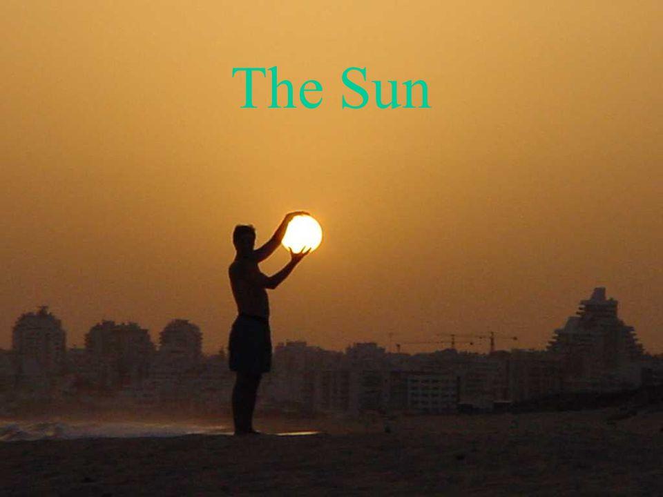 1 The Sun
