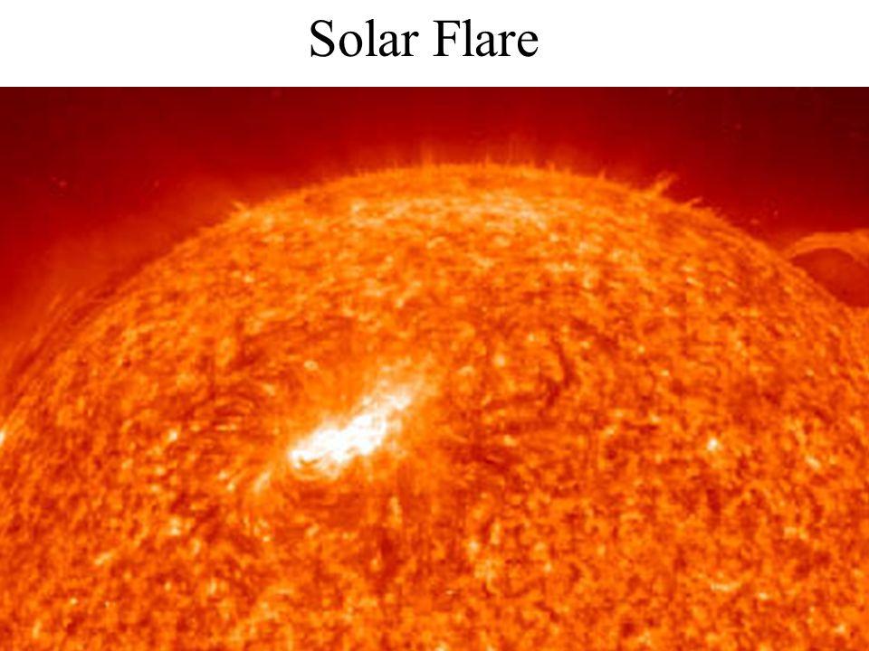19 Solar Flare
