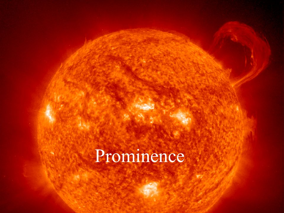 21 Prominence